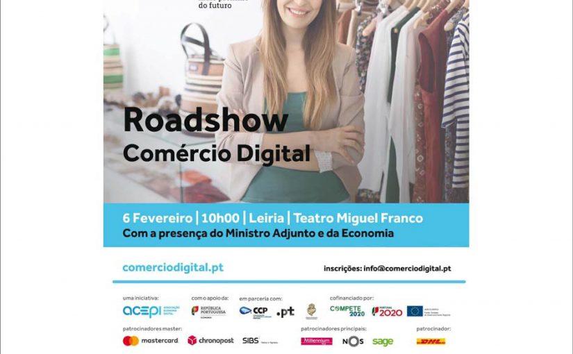 Programa Comércio Digital em Leiria