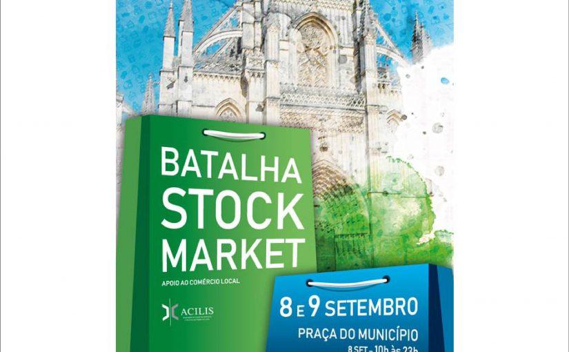 Batalha Stock Market – Feira de Stocks