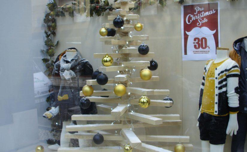 Concurso Montras de Natal