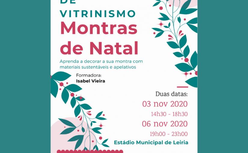 Workshop de Vitrinismo – Montras de Natal